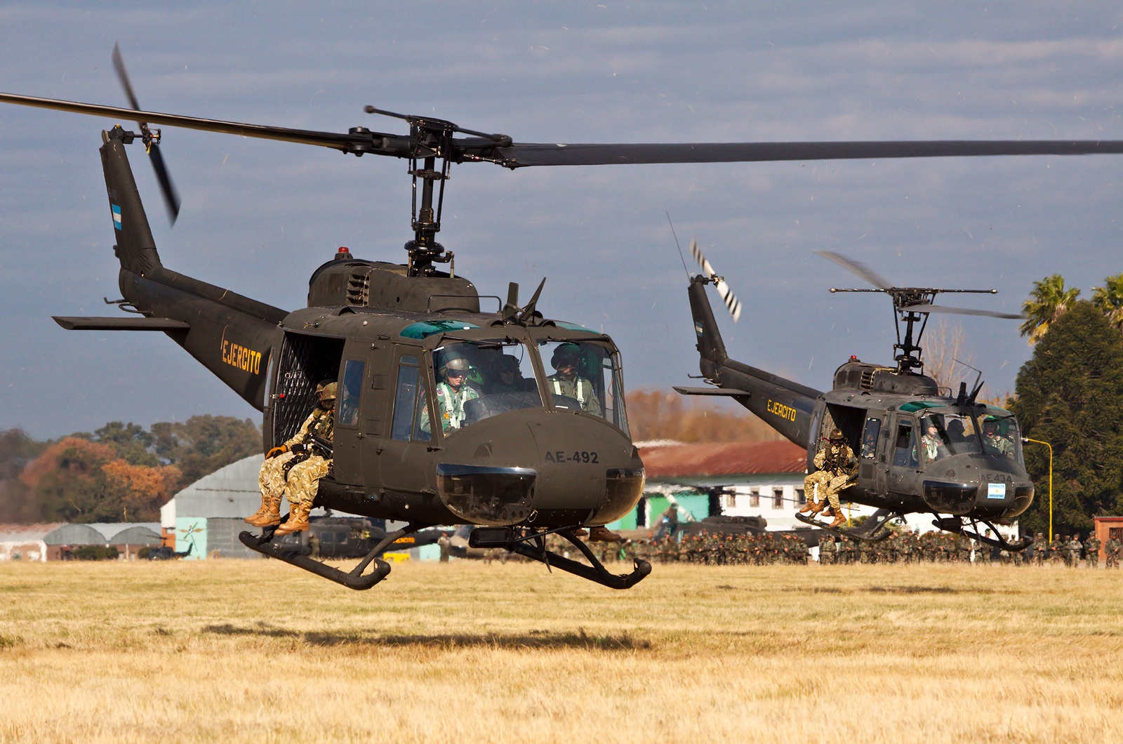 The united states government has cleared the sale of 12 new america made light attack helicopter gunships to the kenyan government as the east african